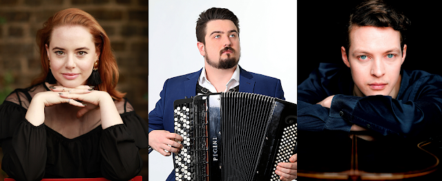 Lotte Betts-Dean,  Bartosz Glowacki, Andrey Lebedev (Photo City Music Foundation)