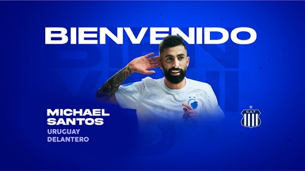 Oficial: Talleres de Córdoba ficha a Michael Santos