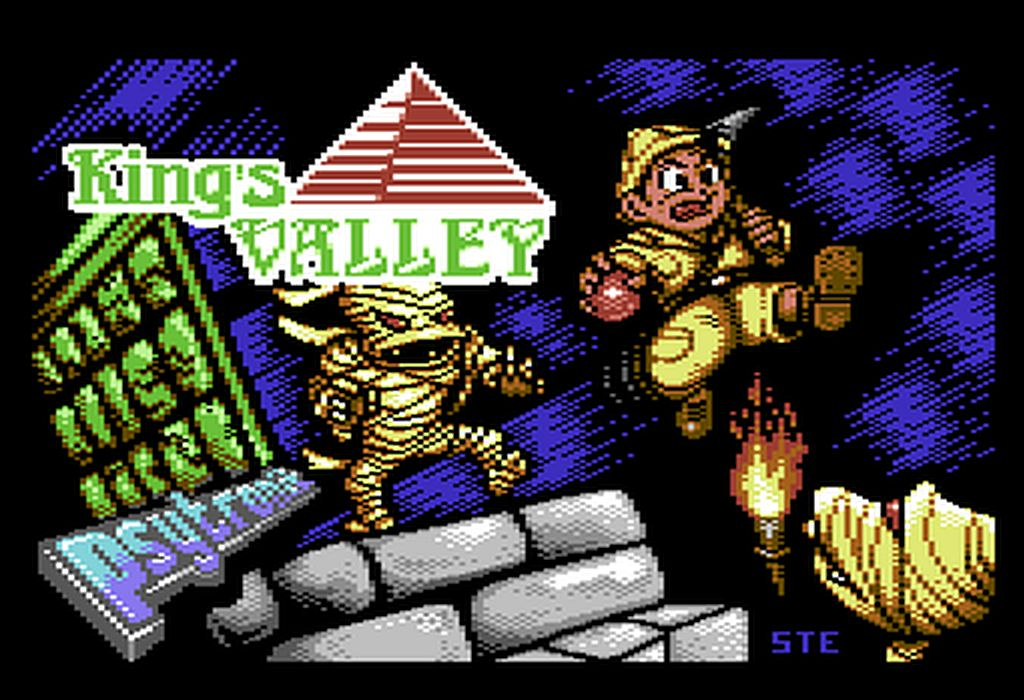 Indie Retro News: King's Valley - Konami's platformer is coming to