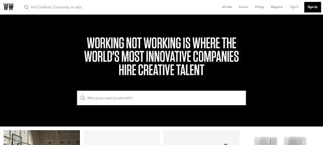 WorkingNotWorking freelance