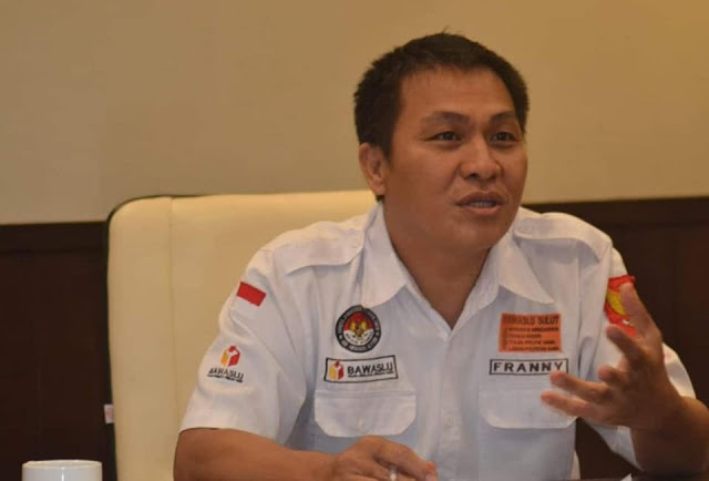 Kordiv HP3S Bawaslu Franny Sengkey Ingatkan ASN Bakal Dicopot Apabila Terlibat Kampanye