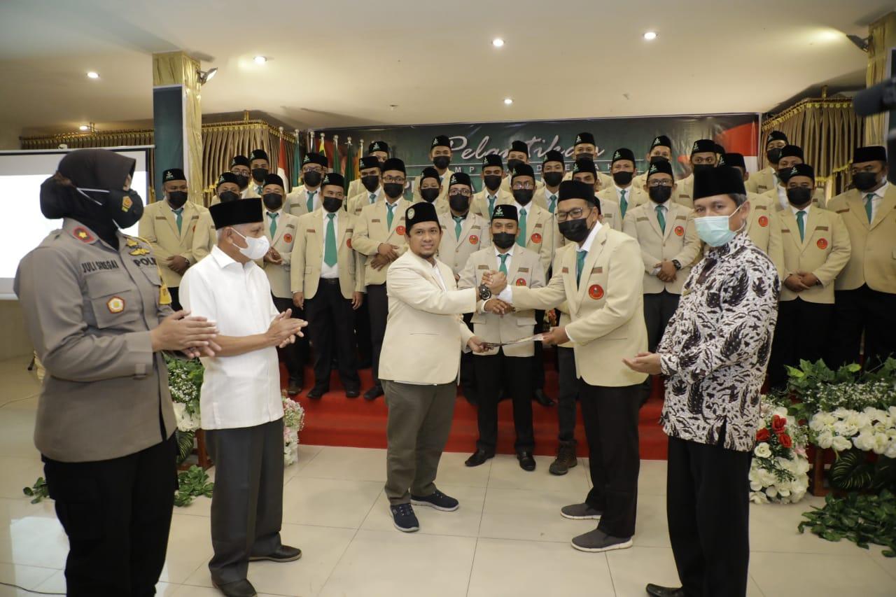 Bupati Asahan Harapkan Pemuda Muhammadiyah Menjadi Generasi Muda Yang Intelektual, Akademis dan Peduli Terhadap Masyarakat