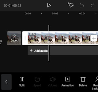 tap video layer