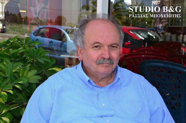 Ο πρώην Δημαρχος Δημήτρης Καμιζής έκανε μήνυση στην Περιφέρεια Πελοποννήσου για τα σκουπίδια στην Ερμιονίδα