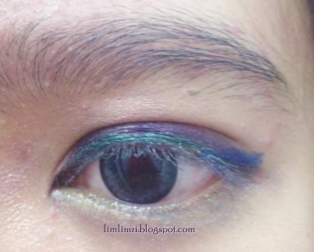 eyeliner make over