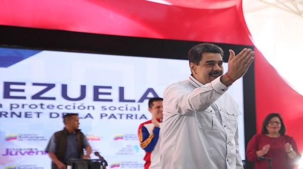 Presidente Maduro anuncia Tarjeta Electrónica de la Patria para apoyar al pueblo con petros