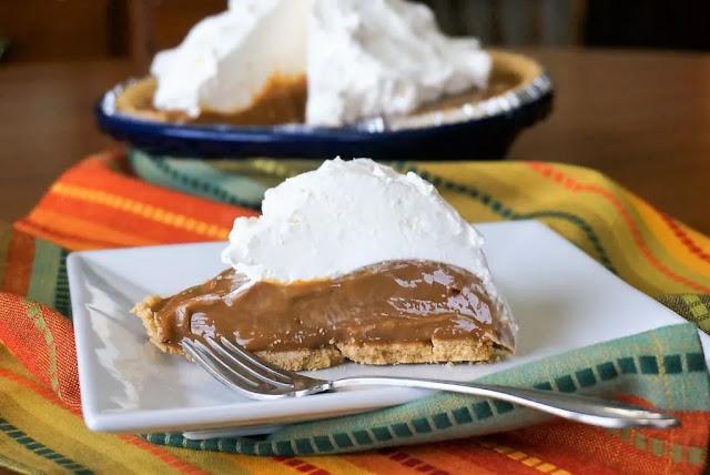 Magic Caramel Pie