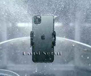iPhone 11 Pro Apple Tahan Air
