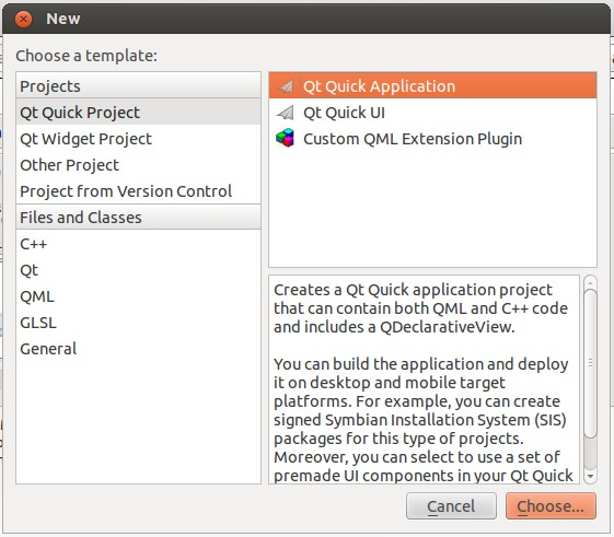 Developers Factory: Qt QML Introduction and Simple Example