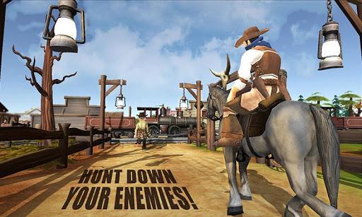 تحميل لعبة Western Cowboy Skeet Shooting v1.0.4 مهكرة للاندرويد وكاملة كلشي مفتوح مع الشراء مجانا