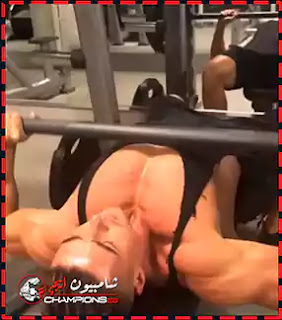 Strongest chest exercises