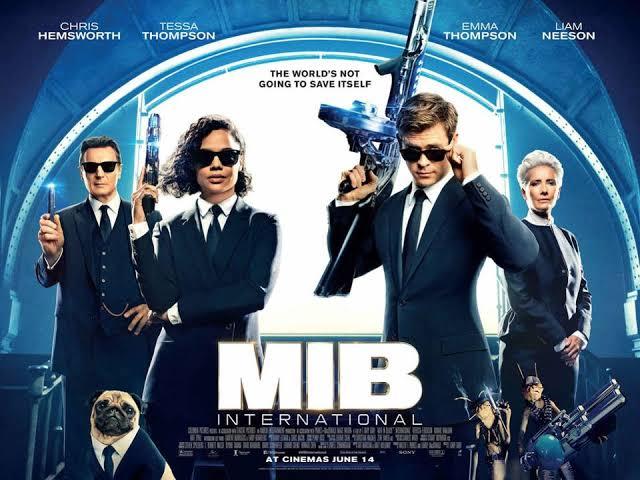 Men In Black International Full Movie - Netflix