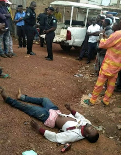 Okada Man Slumps And Dies After Hit With Charms In Ekiti State