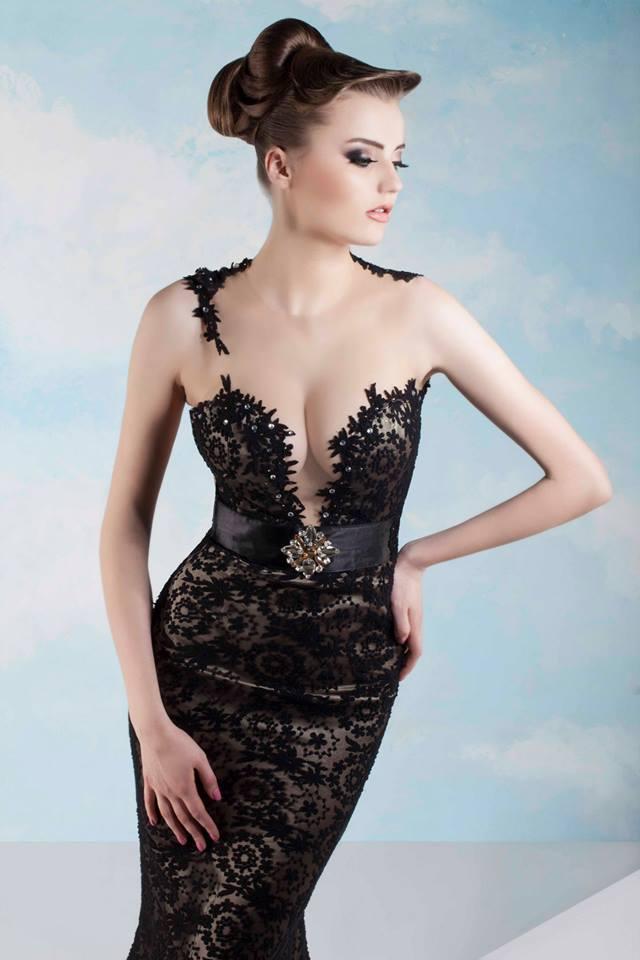 Lindos vestidos de moda | Colección Tony Chaaya