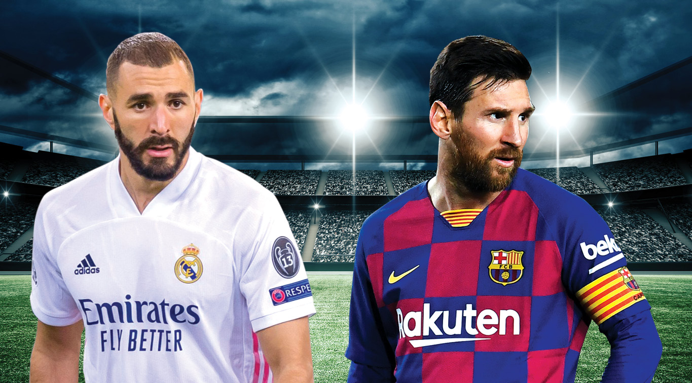 Both Barcelona and Real Madrid need to close the gap on log-leaders Atletico Madrid