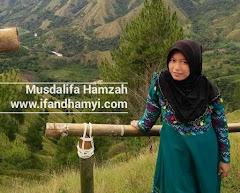 Kenalan Sama Mbak Musdalifa Hamzah; Blogger asal Makassar