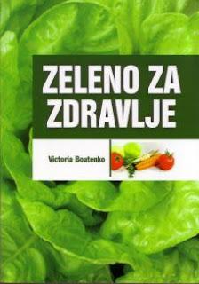 boutenko zeleno za zdravlje
