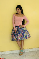 Janani Iyyer in Skirt ~  Exclusive 056.JPG