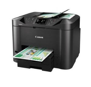 Canon MAXIFY MB5455 Driver and User Manual Download