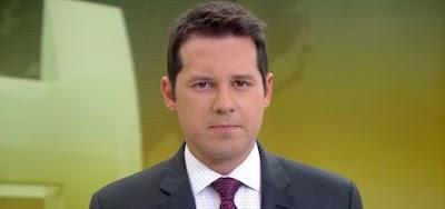 Jornalista da Globo toma bronca de seus superiores por aceitar fazer comercial do Bradesco