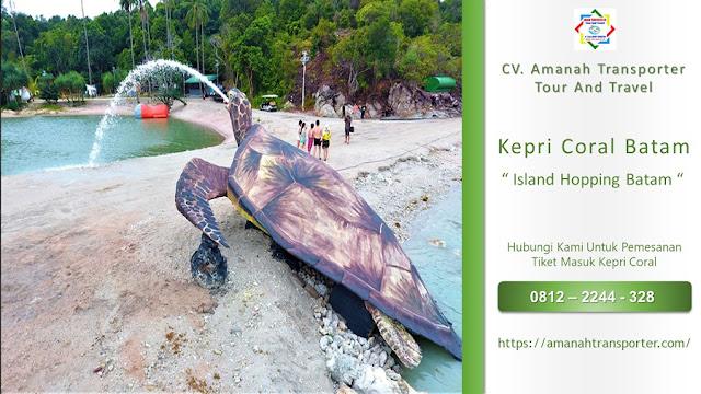 Kepri Coral Tour Package