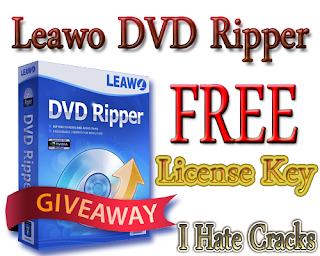 Leawo DVD Ripper Free Download With Legal License Key
