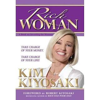 Book Review - Rich Woman by Kim Kiyosaki