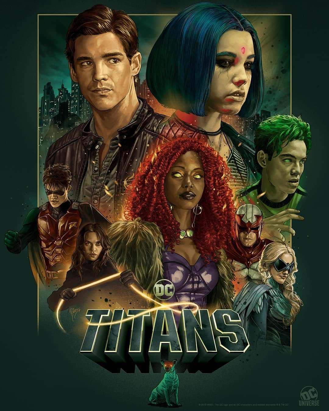 Biệt Đội Titans (Phần 2) - Titans