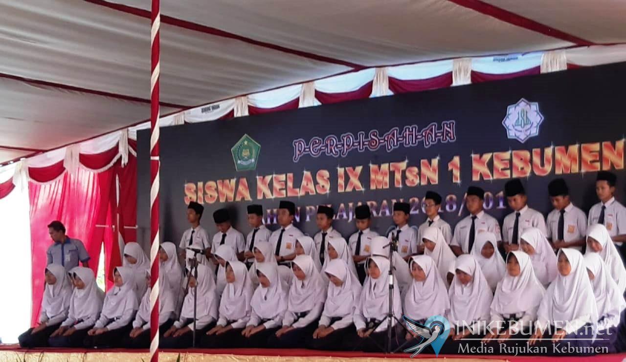 Padukan Ilmu Religi dan Seni Budaya Antarkan MTs Negeri 1 Kebumen Raih Peringkat Pertama