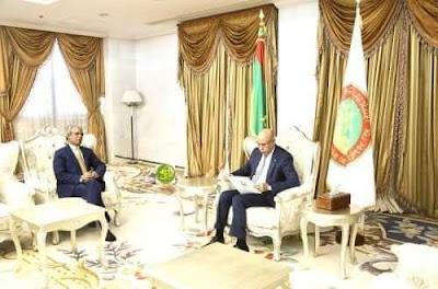 تنديد واحتجاج ..وفد البوليساريو غير مرحب به في موريتانيا!!