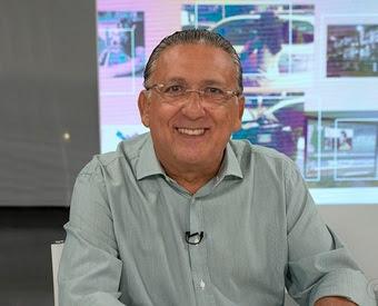 COM GALVÃO BUENO, GLOBO TRANSMITE CHAPECOENSE X PALMEIRAS PARA TODO BRASIL.