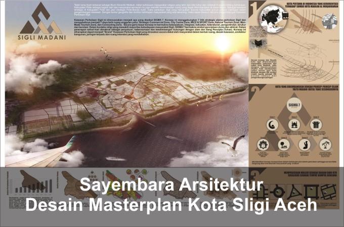 Desain Perancangan Kota