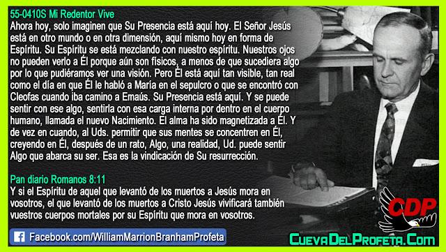 Tu alma ha sido magnetizada a Él - William Branham en Español
