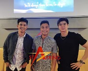 3 Talented Actors join GMA Artist Center Paul Salas, Edgar Allan Guzman and Jason Abalos
