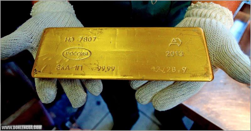 Dos niños encontraron lingotes de oro entre unas sábanas viejas en Francia