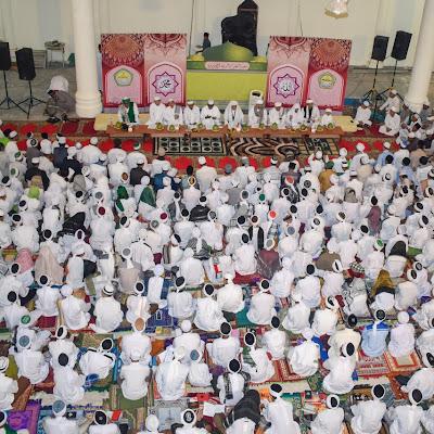 Dayah MUDI Peringati Maulid Nabi Muhammad SAW