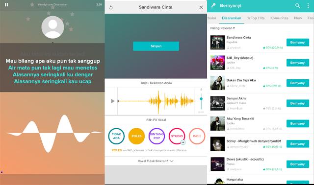 Download Aplikasi Aplikasi Smule Mod VIP Unlocked