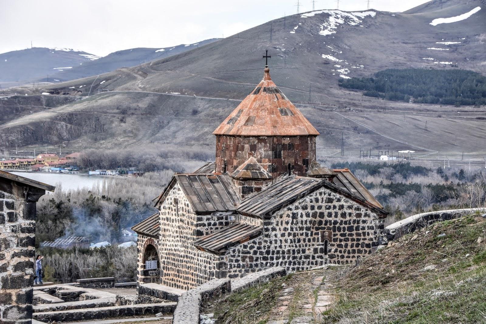 Սևանավանք, Sewanawank, Sewan (Sevan Monastery, Klasztor Sewan) | Հայաստան (Hajastạn, Armenia)