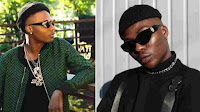 WizKid calls Reekado Banks a fool and clout animal