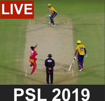 PSL 2019 Live – PSL 4 Apk for Android (PSL Live on CricketGateway)