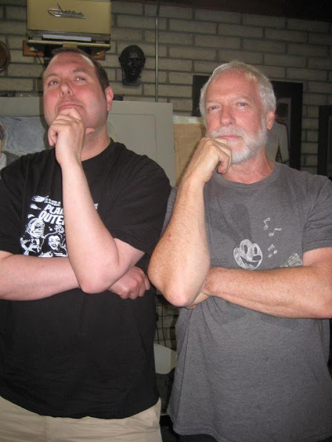 Erik Sharkey and Drew Struzan