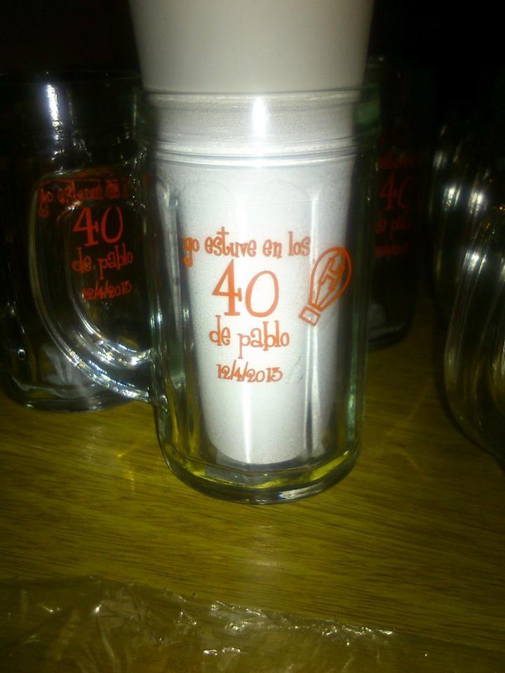 Tazas de ceramica y vajilla especiales y personalizadas for Vasos copas vidrio