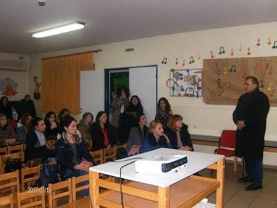 Δήμος Κατερίνης: Ενημερωτικές ομιλίες για την πρόληψη και αντιμετώπιση των εποχικών ιώσεων στους Παιδικούς Σταθμούς