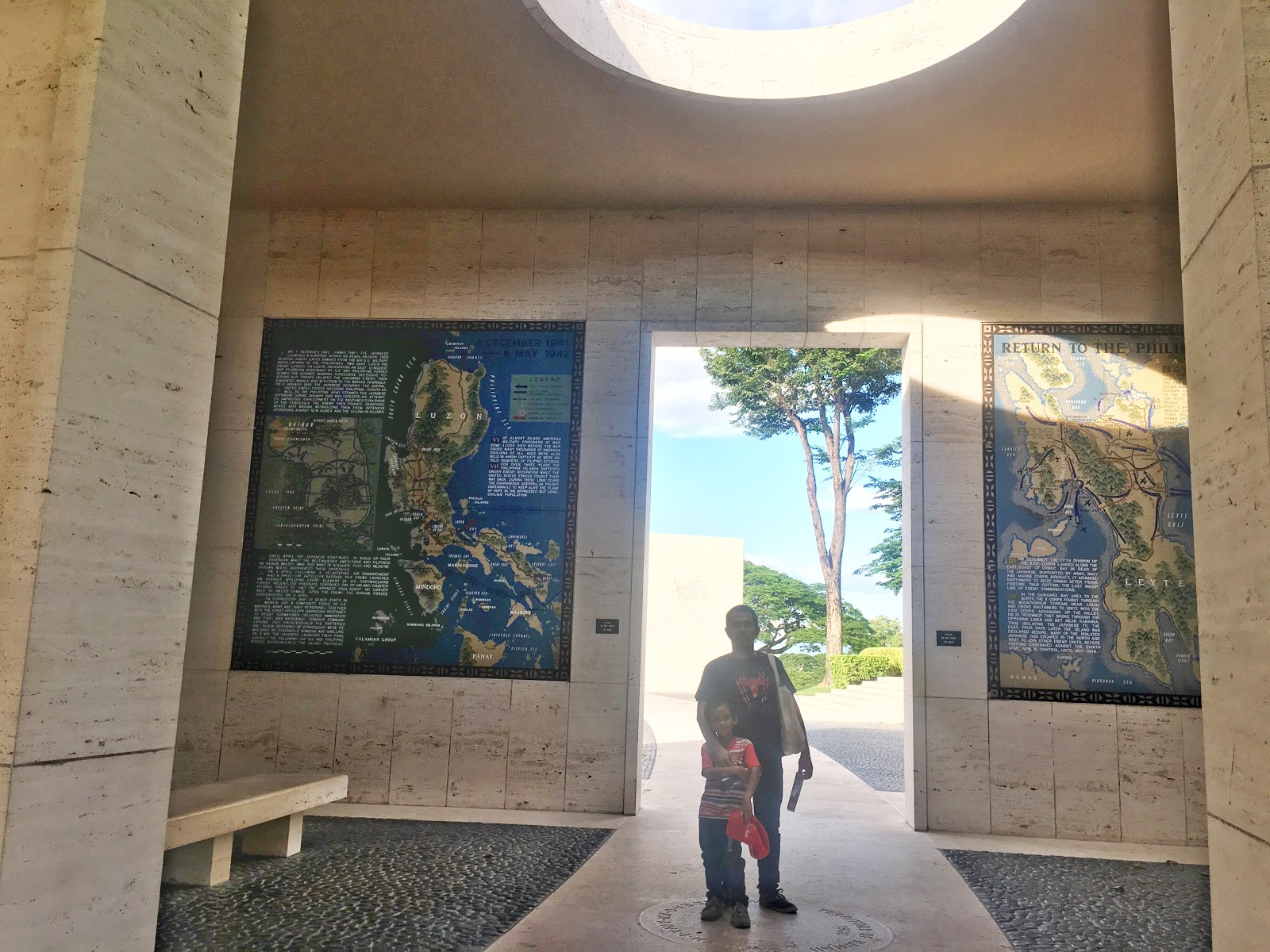 american cemetery and memorial address