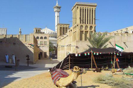 Al Bastakiya, Dubai