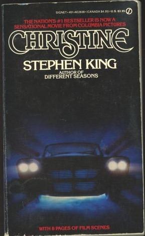 christine stephen king book - photo #20