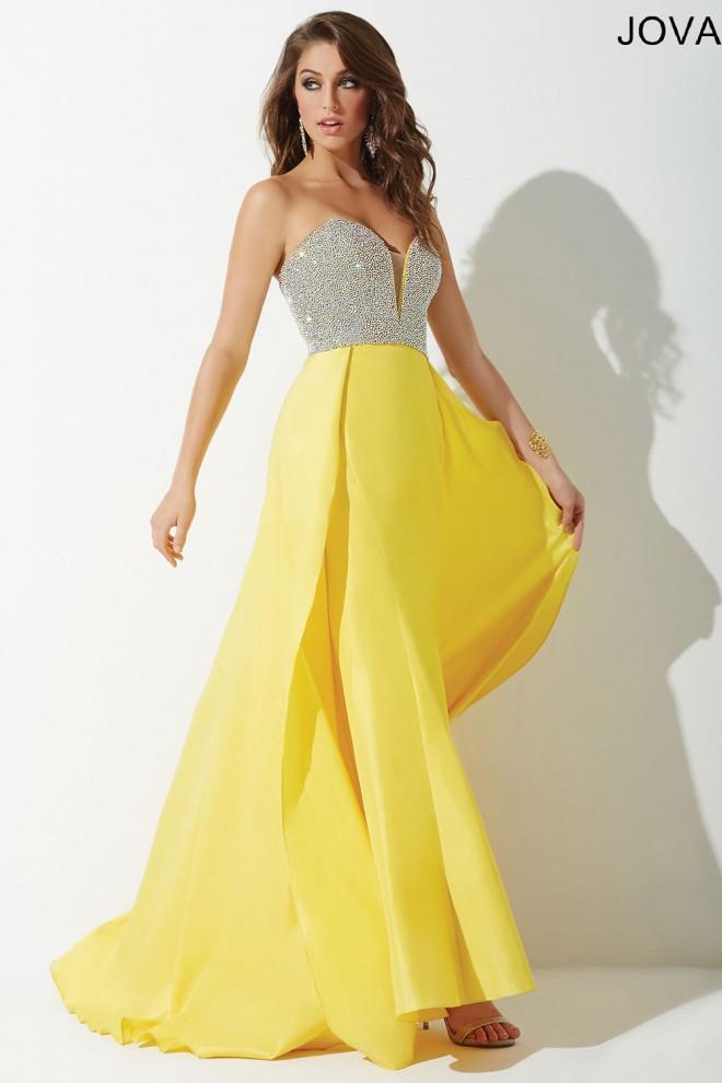 Vestidos De 15 De Color Amarillo Hermosos Vestidos