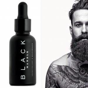 Black marble sakal ve bıyık serumu