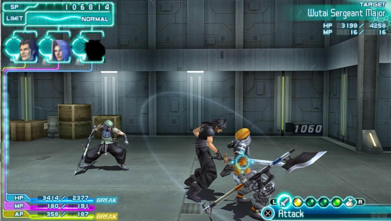 Download Game Ppsspp Final Fantasy