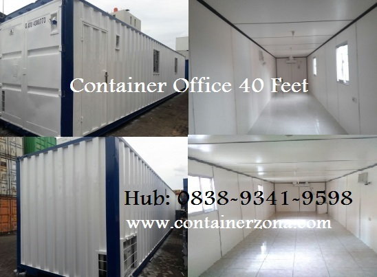 Sewa Container Office Jakarta